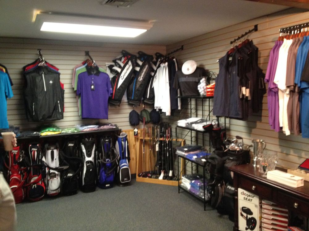 Glenwood Country Club Pro Shop